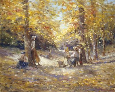 Autumn Paint Out