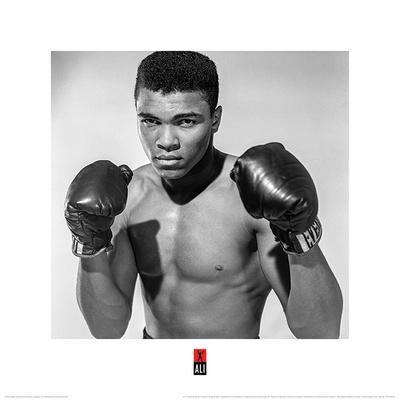 Muhammad Ali- Cassius Clay
