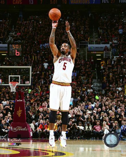J.R. Smith Game 6 Of The 2016 NBA Finals Photo At