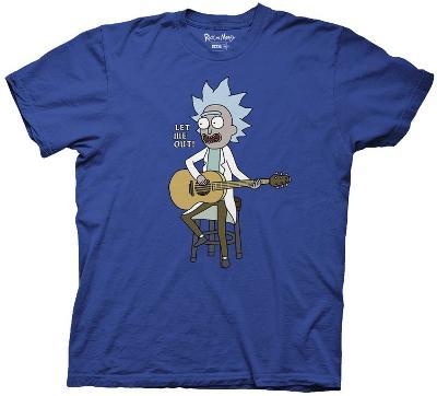 Rick And Morty- Tiny Rick Song