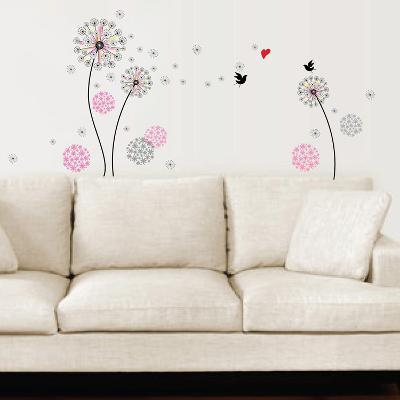 Small Pink Dandelion