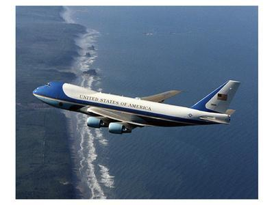 Boeing 747-200B Air Force One