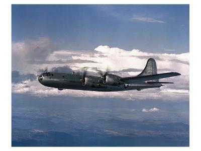 Boeing B-29 first heavy bomber