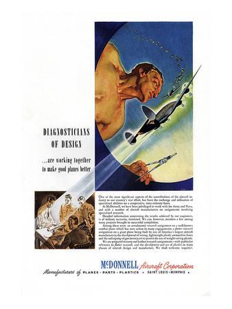 Diagnosticians of Design McDonnell
