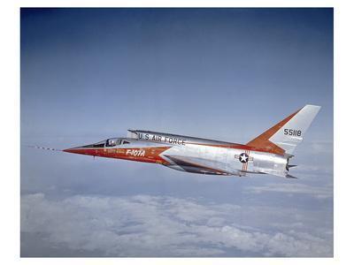 F-100 Super Sabre fighter-bomber