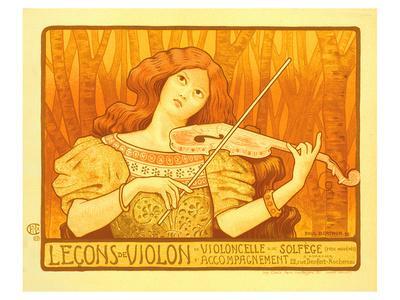 Lecons de Violon