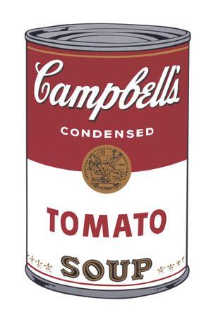 Campbell's Soup I: Tomato, 1968