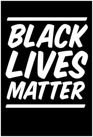 Black Lives Matter Strong Message