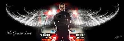 No Greater Love - Female EMT