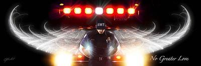 No Greater Love - Male EMT
