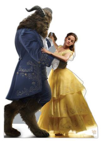 Belle and Beast - Beauty and the Beast Live Action