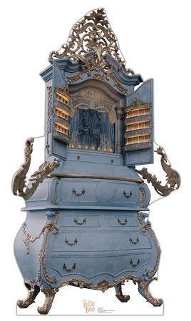 Garderobe - Beauty and the Beast Live Action