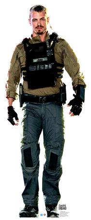 Rick Flagg - Suicide Squad Lifesize Cardboard Cutout