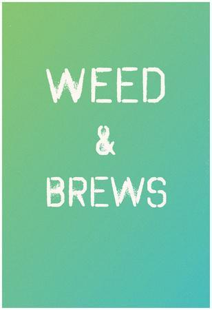 Weed & Brews Emerald Pearl