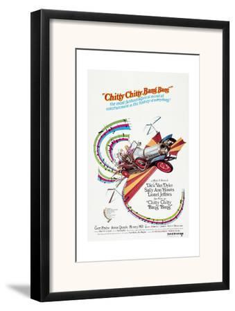 CHITTY CHITTY BANG BANG, Dick Van Dyke, Sally Ann Howes, 1968