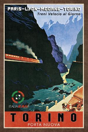 Train Torino