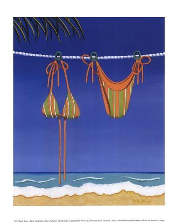 Beach Bound - Bikini