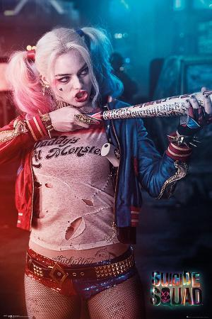 Suicide Squad- Harley Quinn Ka POW!