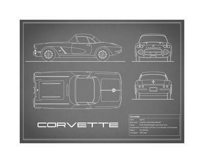 Corvette 33BHP-Grey