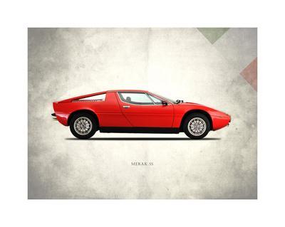 Maserati Merak-SS 1975