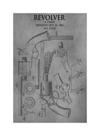 Revolver, 1856