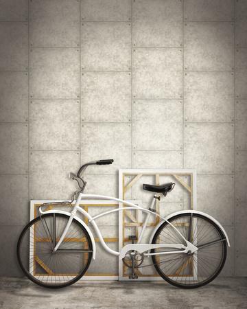 Cement Peel & Stick Wall Decor
