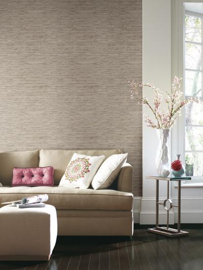 Grasscloth Peel Amp Stick Wall Decor Removable Wallpaper At