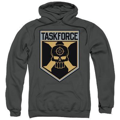 Hoodie: Suicide Squad- Taskforce X Shield
