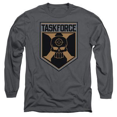 Long Sleeve: Suicide Squad- Taskforce X Shield