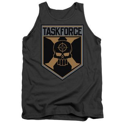 Tank Top: Suicide Squad- Taskforce X Shield