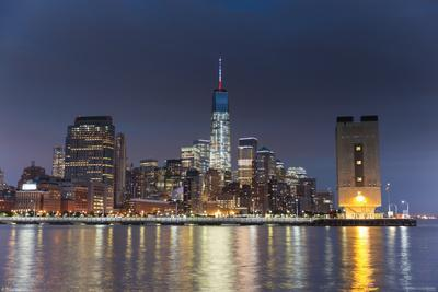 NYC- Freedom Tower at Night