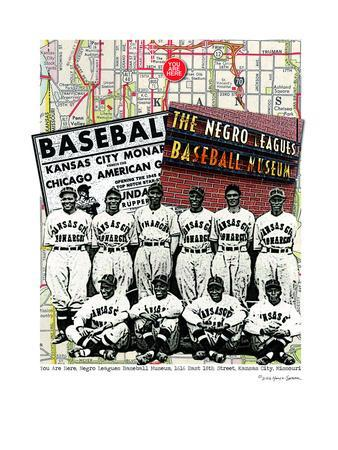 Negro Leagues Baseball Museum Kansas City