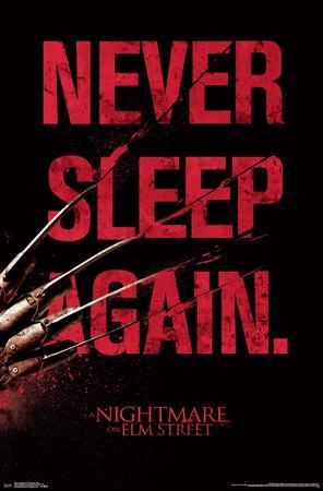 Nightmare On Elm Street- Never Sleep Again