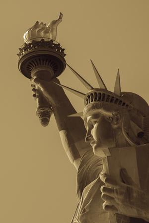 Liberty's Gaze