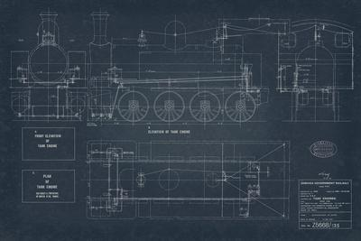 Diagram for Tank Engines I