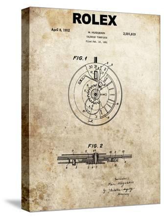 Rolex Calendar Time Piece, 195