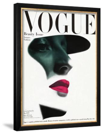Vogue Cover - May 1945 - In the Shade