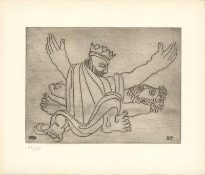 Gilgamesh Bemoans the Death of Enkidu (XXVIII)