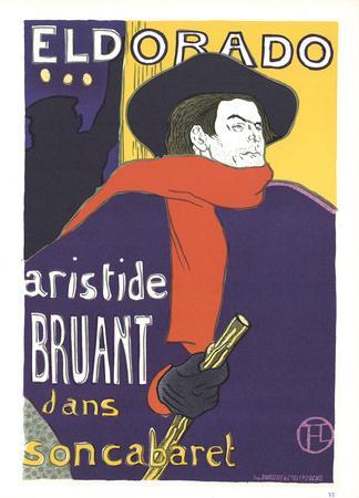 Aristide Bruant-Eldorado