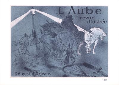 L' Aube revue illustree