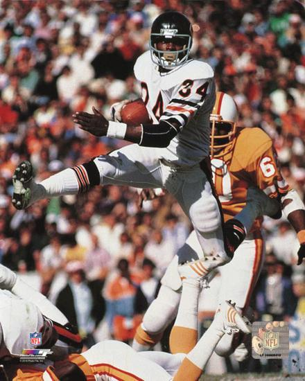 Walter Payton 1979 Action Photo At Allposters Com