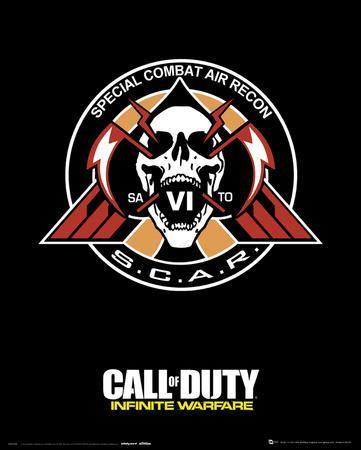 Call Of Duty Infinite Warfare- S.C.A.R.