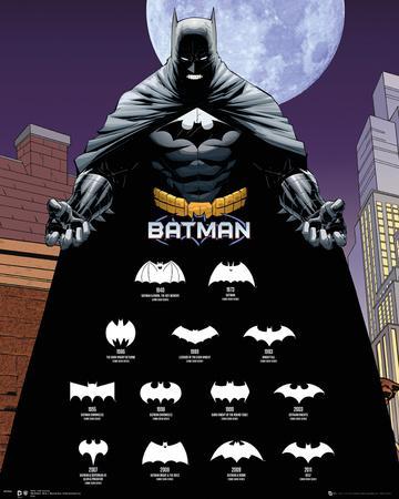 Batman- Logos