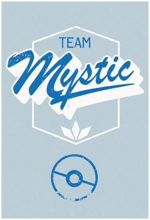 Team Mystic Distressed Rally Marker