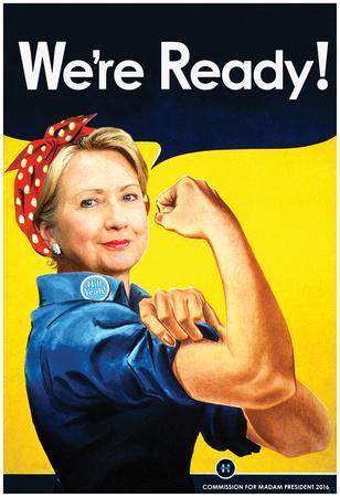 Hillarosie We Are Ready!
