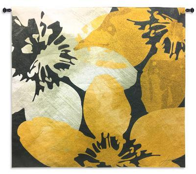 Bloomer Tile IX Wall Tapestry - Large