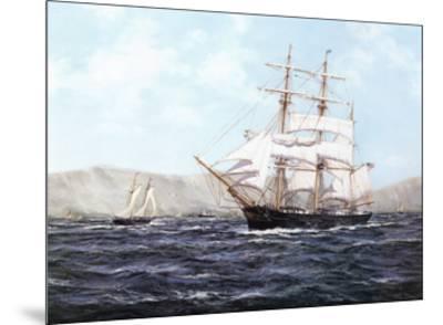 The Barque Annie Johnson
