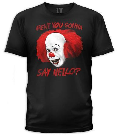 IT- Say Hello to Pennywise