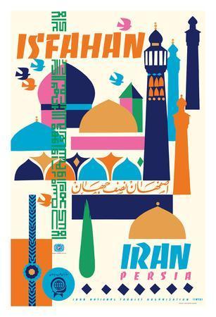 Isfahan, Iran - Persia