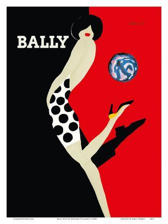 Bally Kick - Bally Shoes